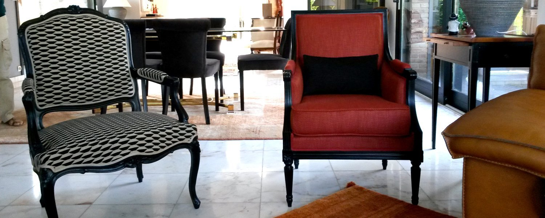 rénovation de siège