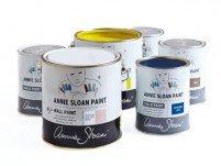 Peinture Annie Sloan, Encre, Chalk paste...