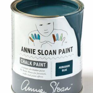 Aubusson Blue Chalk Paint™ Annie Sloan