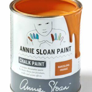 Barcelona Orange Chalk Paint™ Annie Sloan