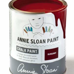 Burgundy Chalk Paint™ Annie Sloan