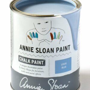 Louis Blue Chalk Paint™ Annie Sloan