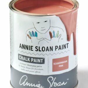 peinture Scandinavian Pink Chalk Paint™ Annie Sloan