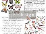 Parisian Butterflies (4 planches)