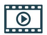 (A) Vidéo transfert Bouton