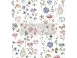 Delicate Fleur  56 x 76cm (dispomi juillet)