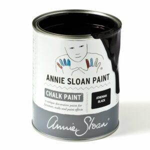 Athenian Black Chalk Paint™ Annie Sloan