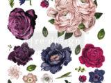 Lush Floral II  122 x 81cm (dispo mi juillet)