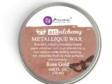 Metallique wax Rose Gold