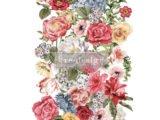 Wondrous Floral II  58 x 91cm