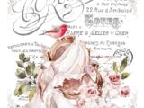 Belle Chaise 28x43cm