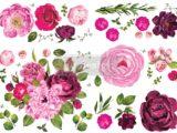 Lush Floral 1 121x89cm