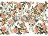 Elegance & Flowers 121x89cm