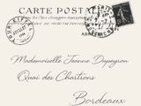 Carte Postale 38x47cm