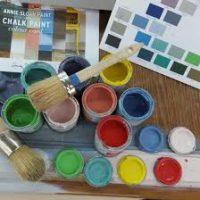 Peintures pour meubles et objets