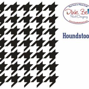 Pochoir Dixie Belle HOUNDTOOTH