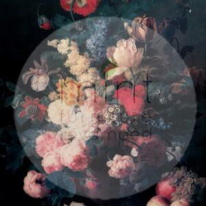 Renaissance Flowers MINT by Michelle