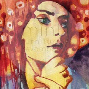 Retro Colour MINT by Michelle