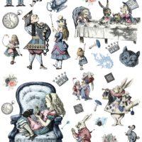 Alice in Wonderland Dixie Belle