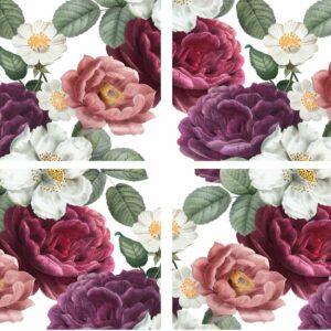 Floral Romance transfert Dixie Belle