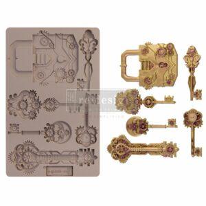 Mechanical Lock & Keys