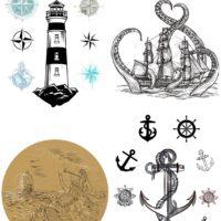 Nautical Life Dixie Belle