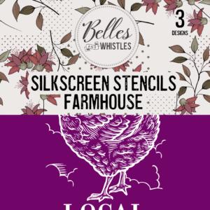 Silkscreen Farmhouse