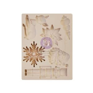Christmas Sparkle Collection - moule silicone Prima Marketing Inc.